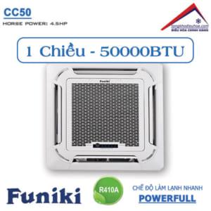 Điều hòa Funiki âm trần 1 chiều 50.000BTU CC50