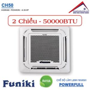 Điều hòa Funiki âm trần 2 chiều 50000btu CH50