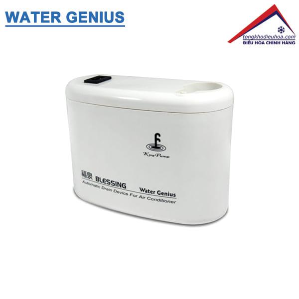 Máy bơm thoát nước thải điều hòa Water Genius