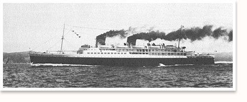 Chiếc tàu thủy đầu tiên được trang bị điều hòa không khí