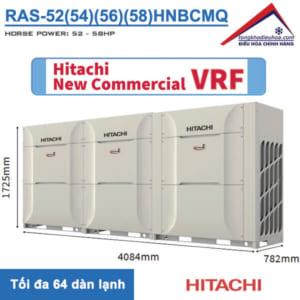 Điều hòa trung tâm Hitachi