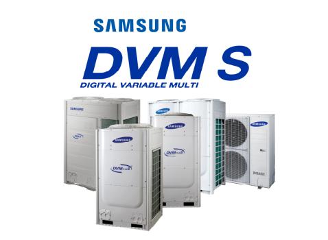 Điều hòa trung tâm Samsung DVM