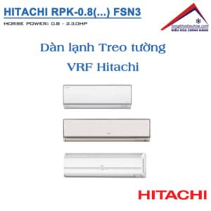 dàn lạnh treo tường VRF Hitachi Model RPK/FSNQS