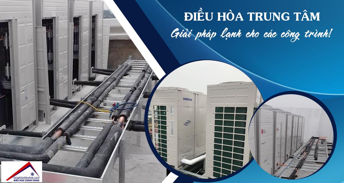 Tư vấn thiết kế hệ thống máy lạnh trung tâm tại Hà Nội