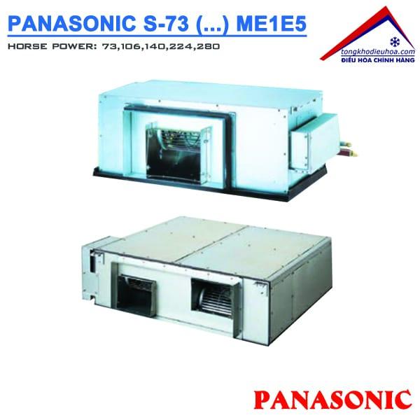 Dàn lạnh âm trần nối ống gió Panasonic áp suất cao