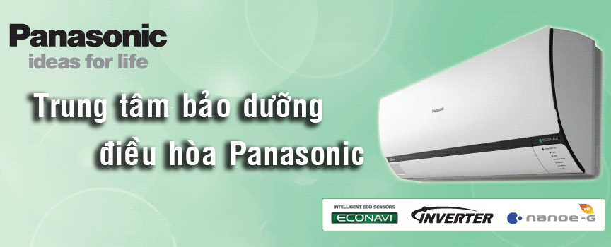 Dịch vụ bảo dưỡng điều hòa Panasonic