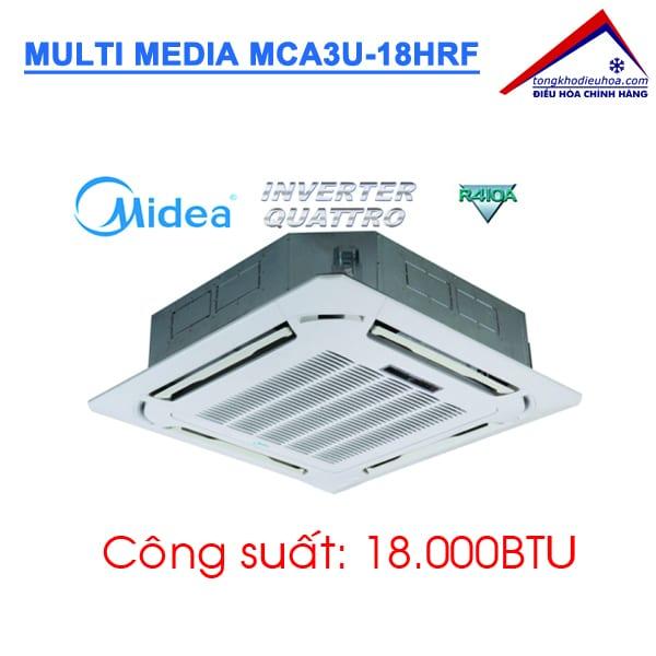 Dàn lạnh âm trần Multi media MCA3U 18HRF