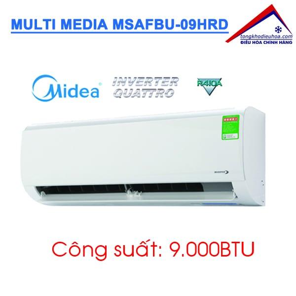 Dàn lạnh điều hòa Multi Media MSAFBU-09HRD