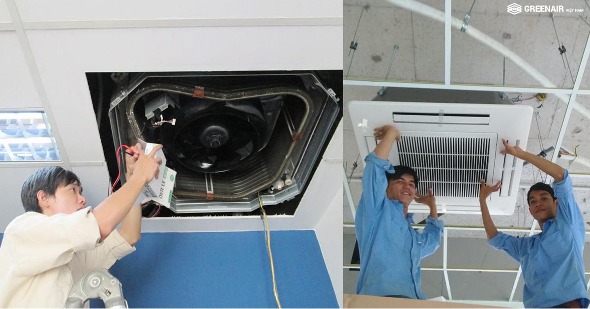 5 cách sử dụng điều hòa tiết kiệm điện