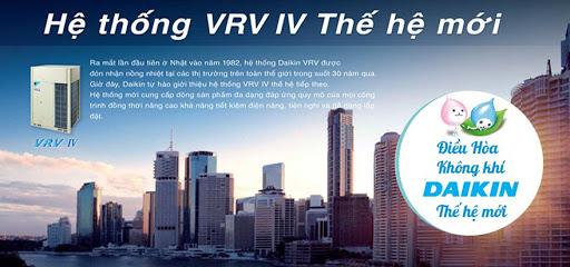 Điều hòa Trung tâm Daikin VRV IV 1 chiều 12HP RXQ12THY1(E)