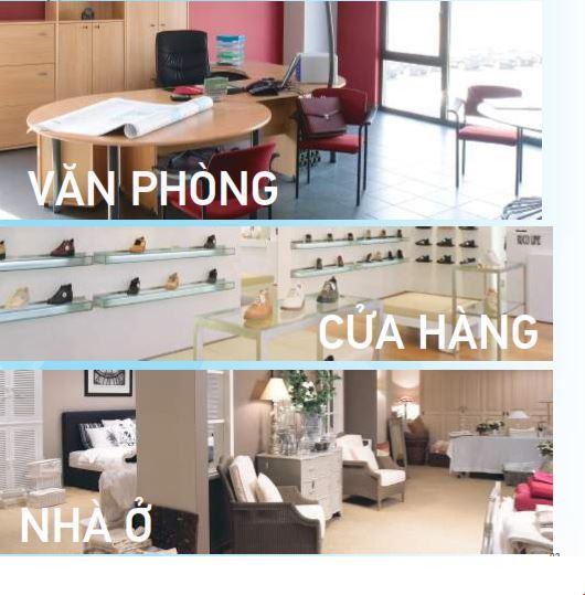 Điều hòa Daikin VRV IV-S lắp đặt lý tưởng cho văn phòng, cửa hàng, nhà ở