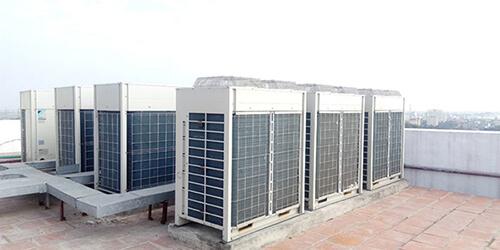 hệ thống điều hòa trung tâm Daikin VRV